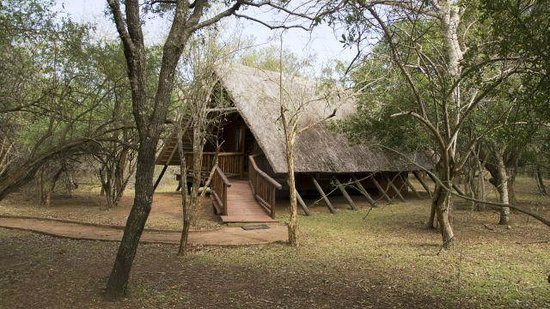 Hluhluwe River Lodge: Lodge