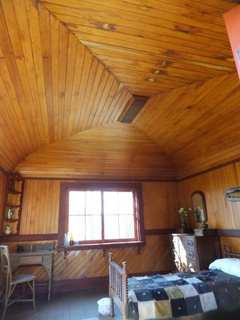 Adirondack Experience, The Museum on Blue Mountain Lake: historic building