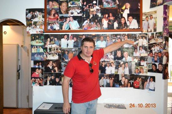 Villa Verde: здесь был Рома, Мэрайя, Сильвио... и я!!!
