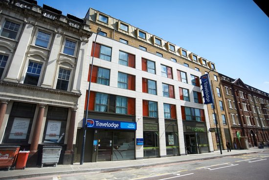 Travelodge london vauxhall hotel londres royaume uni for Appart hotel londres