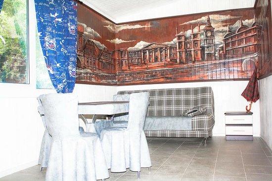 Banihata Resort: британский домик