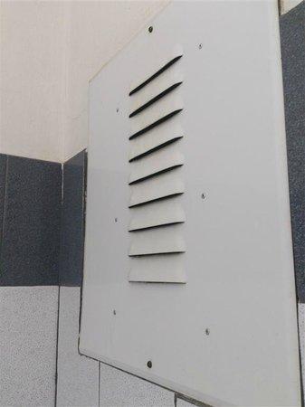 Hotel Galaxy: Ventilation