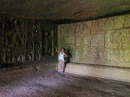 Kanheri Caves: Special