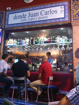Donde Juan Carlos
