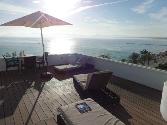 Hotel Condesa de la Bahía: royal room