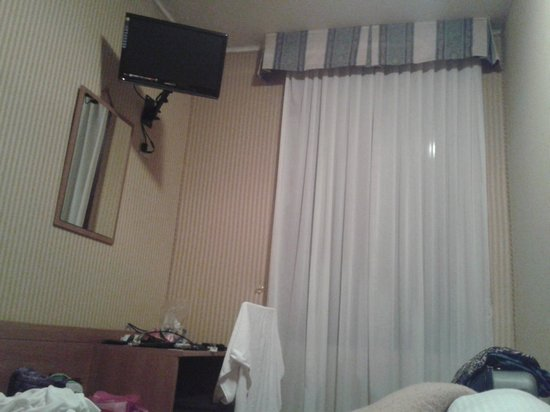 Hotel Nazionale: flat screen TV
