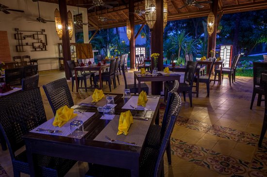 Pavillon d'Orient Boutique-Hotel: Le Planteur Restaurant