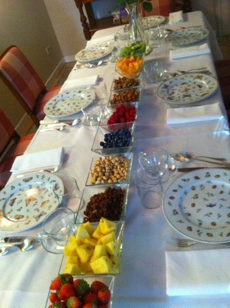 Hotel Michelangelo : однажды на завтрак....