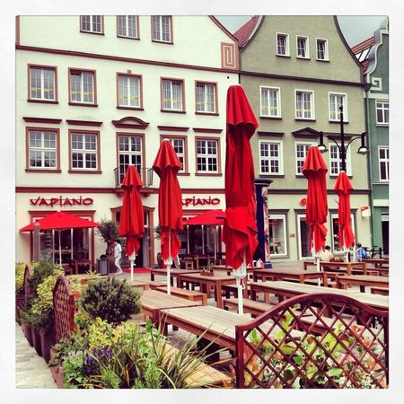 vapiano rostock restaurant bewertungen telefonnummer fotos tripadvisor. Black Bedroom Furniture Sets. Home Design Ideas