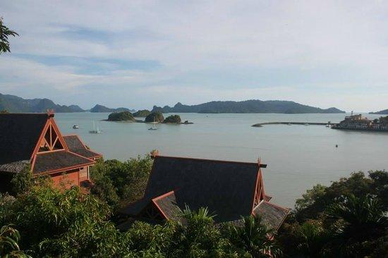 Sari Village Holiday Homes: View from the villa
