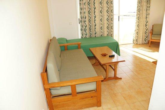 Apartments Mar y Playa: Pokój dzienny