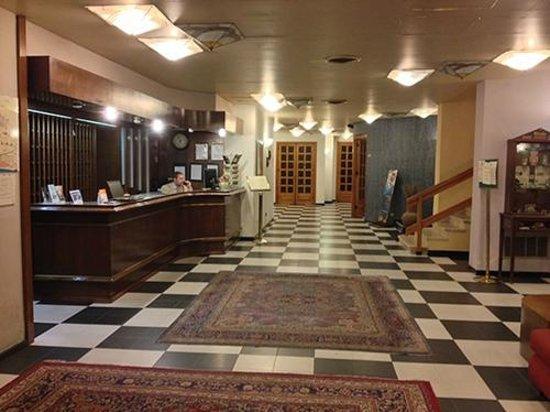 Hotel Tre Torri: Recepção