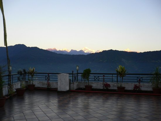 The Keepsa Residency: roof terrace