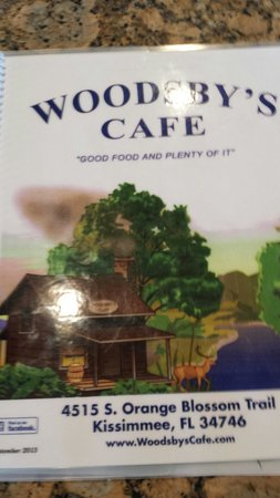 Woodsby's Countryside Cafe: Always great food & plenty of it !!