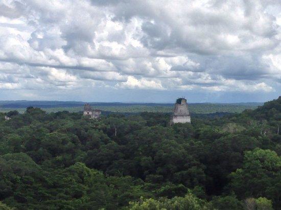 วิหารที่ 4: Vista maravillosa