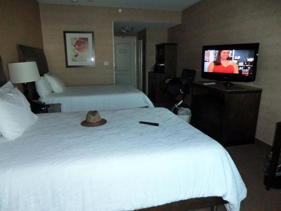 Hilton Garden Inn Manhattan: #206
