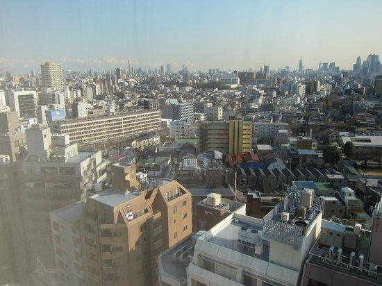 Hotel Metropolitan Tokyo Ikebukuro : view