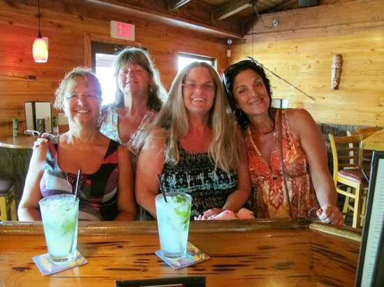 The Cottage Restaurant: Grace, Mary, Donna, Judy