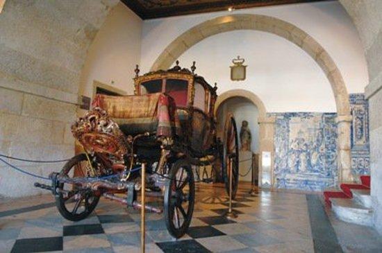 Museu De Artes Decorativas Portuguesas: Atrio entrada Museu/Museum Atrium