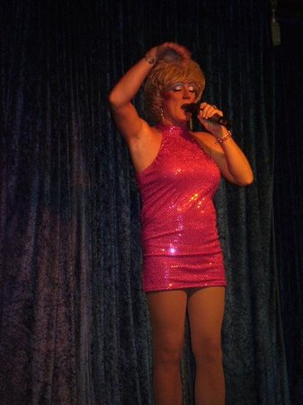 Lively Lady Show Bar: Miss Jo King