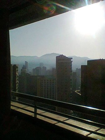 Apartamentos San Francisco: Beautiful view from balcony