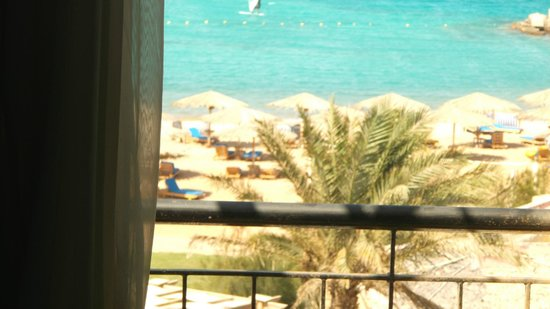 Jewels Sahara Boutique Resort: beautiful veiw i had from my 2nd floor room