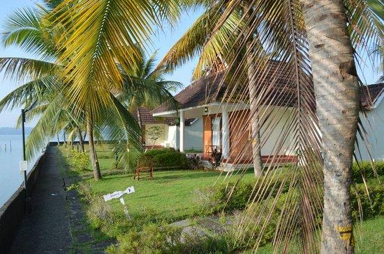 Aquasserenne: Cottages