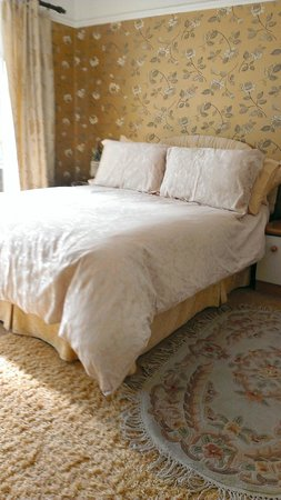 The White House Quality Bed & Breakfast: Double suite