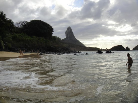 Praia do Cachorro, Fernando de Noronha.