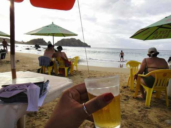 Fim de tarde, Praia do Cachorro.