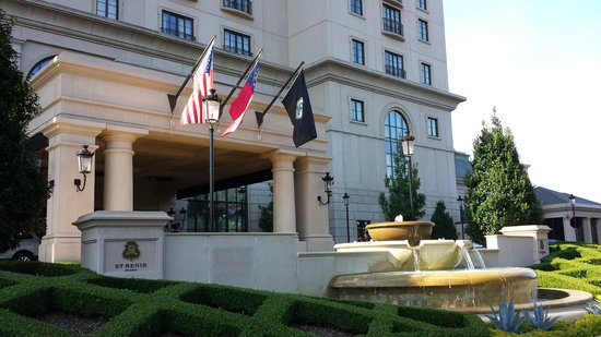 The St. Regis Atlanta: Awesome Hotel