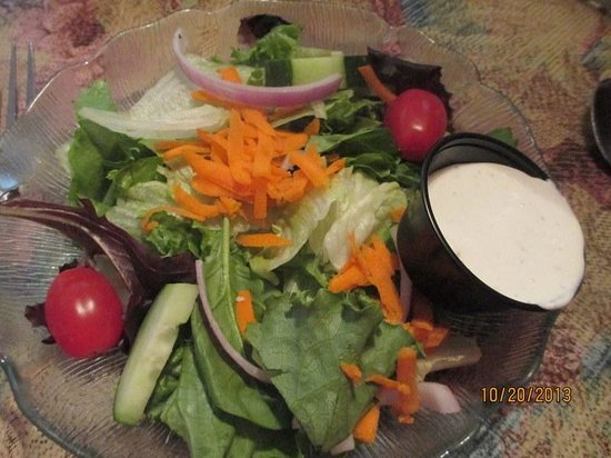 The Homestead Restaurant & Tavern: House Salad