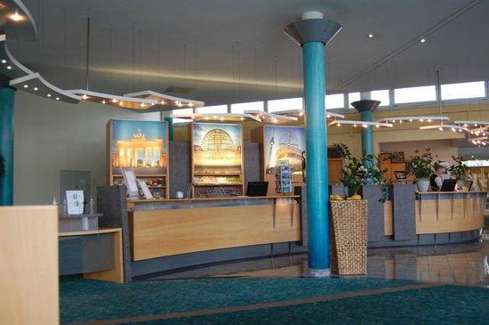ABACUS Tierpark Hotel : Reception