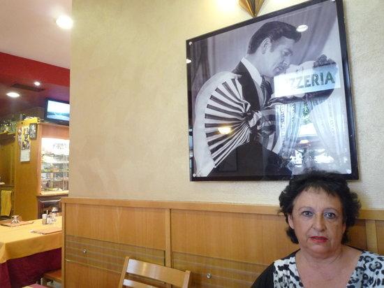 Vesuvio: On y mange trés bien