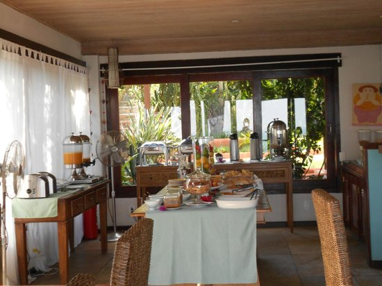 La Pedrera Small Hotel & Spa : Breakfast