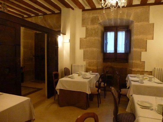 Hotel La Capellania: Comedor