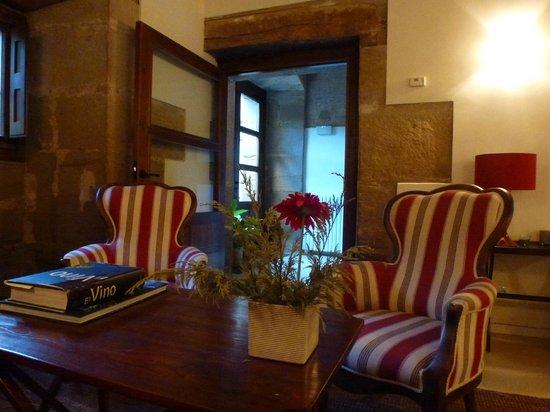 Hotel La Capellania : Muebles perfectos