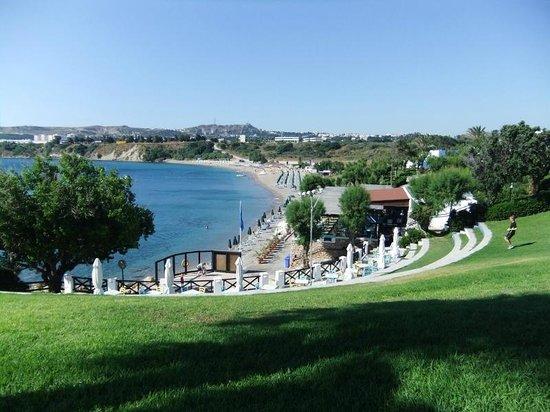 Sunwing Kallithea Beach : Anfi og strandområde