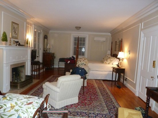 Hornsby House Inn: Grand Suite