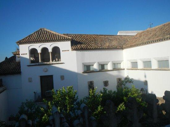 Hotel Plateros: Vista dalla nostra camera