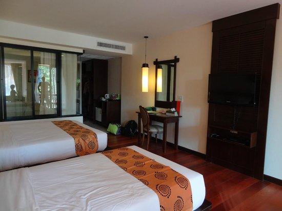 Phu Pi Maan Resort & Spa: Spacious room