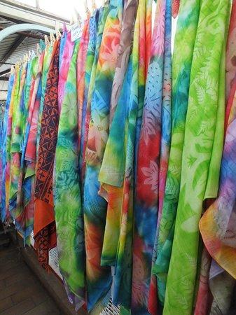 Municipal Market: Paréos