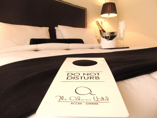 The Aknac Hotel: Goring junior suite