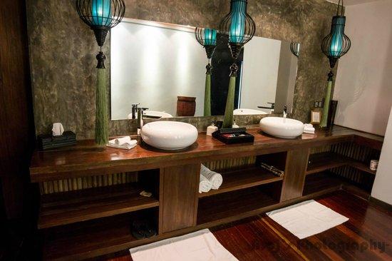 Villa Samadhi: Clean toilet
