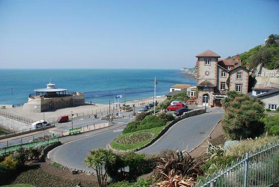 St. Augustine Villa: View of St Augustine Villa and beach