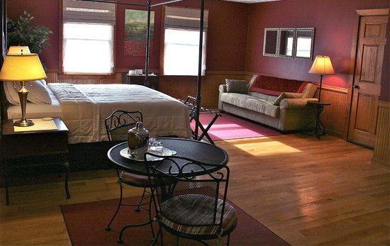 Aska Lodge B&B: Amicalola Falls room