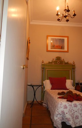 Hotel Convento La Gloria: Room