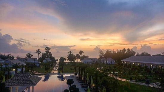 Khlong Yai, Thaïlande : SUNSET