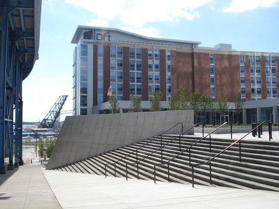 Aloft Cleveland Downtown : Aloft
