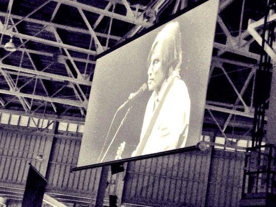 Jackson Browne at Tanglewood, July 4th 2013